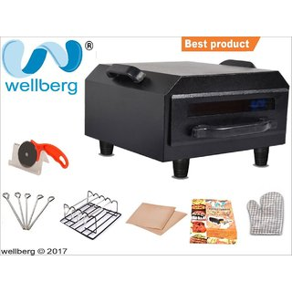 wellberg micro combo electric tandoor