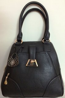 Eleegance Travel Handbag Black Color