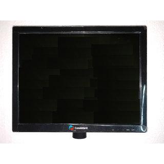 Consistent CTM1505 38 cm(15 inch) VGA Slim LED Monitor