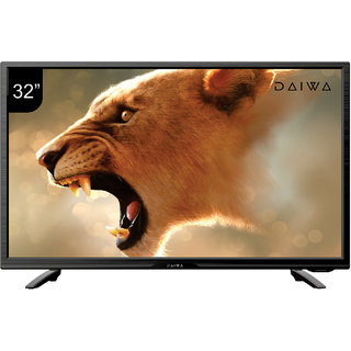 Daiwa D32C2 32 inches(81.28 cm) HD Ready Standard LED TV
