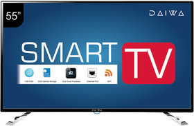 Daiwa L55FVC5N 55 Inches (140 cm) Full HD Smart LED TV