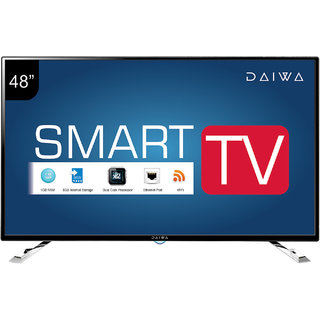 Daiwa L50FVC5N 48 inches(121.92 cm) Smart Full HD LED TV