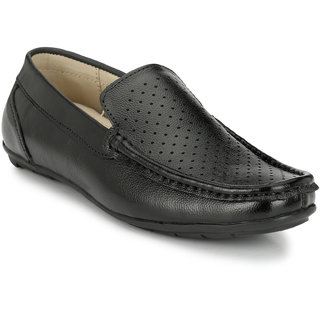 VOGUE MEN'S MILD LEATHER LASERLOAFER SHOE