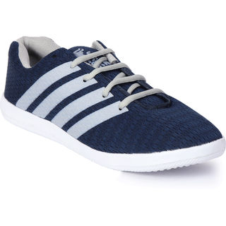 Bostan Navy Sports Shoes For Men