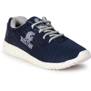 Bostan Navy Blue Sports Shoes For Men