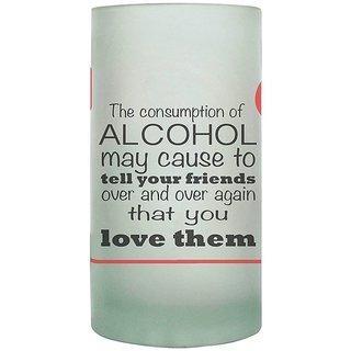 The Crazy Me - Consumption Of alchol Beer Mug