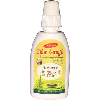 Satrangi Ganga Tulsi Drops 20ML