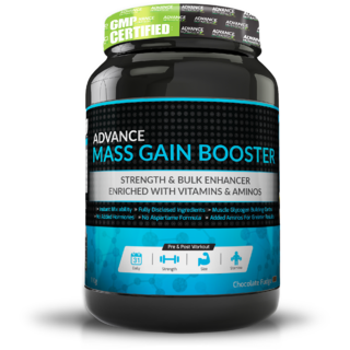 Advance Nutratech Mass Gain Booster 1kgChocolate
