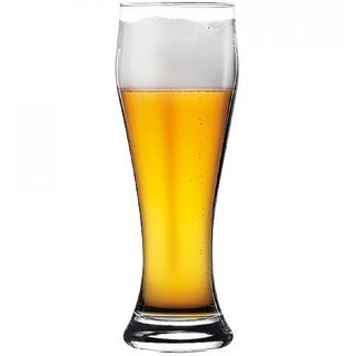 Pasabahce Beer Glasses -Set of 6 - 400 ml