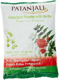 Patanjali Detergent Powder Popular 1 KG