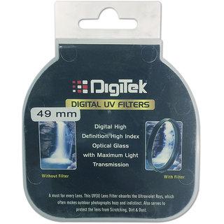 Digitek 49mm Digital UV Filter