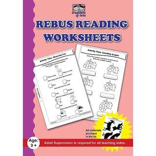 Rebus Reading Worksheets: Buy Rebus Reading Worksheets Online at ...