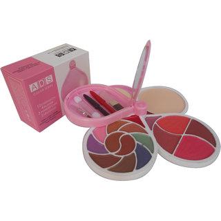 ADS Fashion Multicolor Colour Makeup Kit A8148-2 (Set of 1, g)