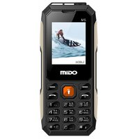 Mido M5 (Dual Sim, 1.8 Inch Display, 1800 Mah Battery)