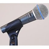 CRAGE Beta 58 Dynamic Microphone with 5Mtr Mic Lead