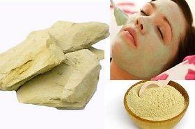 SAHAYA 450 gms original Multani Mitti Fuller Earth Clay Pure Chunks  Brick Stone for Hair and Skin
