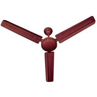 Usha Swift 3 Blades 3 Blade Ceiling Fan (Brown)