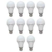 5W LED Bulb Set Of 10 Pcs
