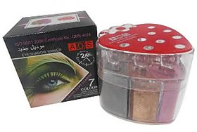 Ads New Fashion Strong Color Eyeshadow Shiner Lasting Dewy Glamor A8073