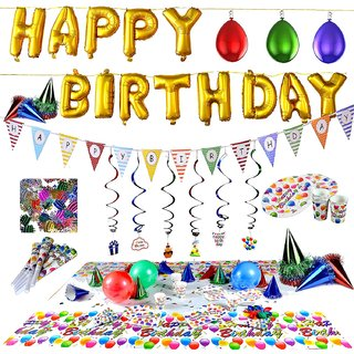 DDH Happy Birthday Balloons For Making Party Extra Special