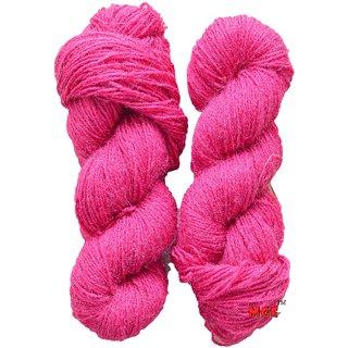 Vardhman Charming Strawberry 400 gm hand knitting Soft Acrylic yarn wool thread for Art & craft, Crochet and needle