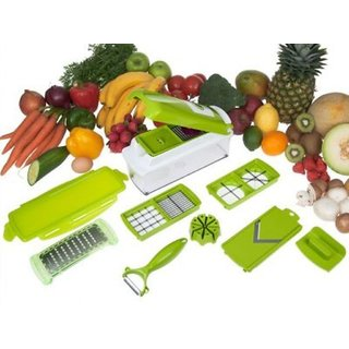 11 in 1 Nicer Cutter Multi Chopper Dicer