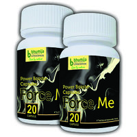 POWER BOOSTER (FORCE ME) CAPSULES 20's (COMBO PACK OF TWO)
