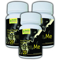 POWER BOOSTER (FORCE ME) CAPSULES 20's (COMBO PACK OF THREE)