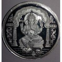 RSBL ecoins silver 999 20 gram ganesh