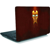 "Iron Man Laptop Skin (15.6"") By Living Style - 6006938"