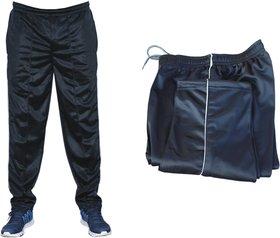 Men's Black Track Pants Men's Lower