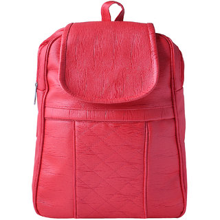 49a4fba713 Buy Red Color Fashionable Trendy Unisex Backpack Casual College Bags  Backpacks Online   ₹459 from ShopClues