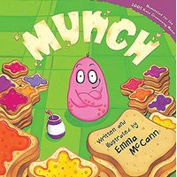 Munch, We are not tired and Thomas  Friends Toby's milk round (Combo of 3 Story books for 3 to 6 years kid)