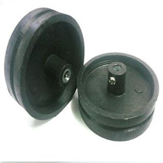 Pulley For Track Belt 20mm width 70mm height -2-PIECES        CODE TD-PWH1