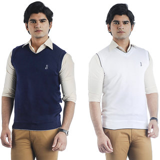 Kristof Men's Multicolor Sweaters