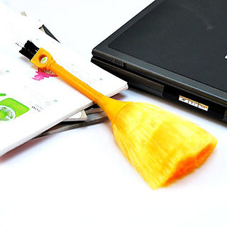 Mini Computer Keyboard Brush Multi function Cleaning Home Dusting Desktop Cleanup
