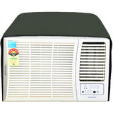 Glassiano Military Colored waterproof and dustproof window ac cover for Haier HW-09CA2 AC 0.8 Ton 2 Star Rating