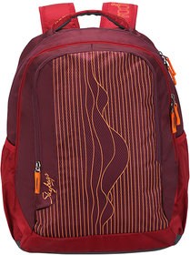 Skybags Footloose Helix 01 Red