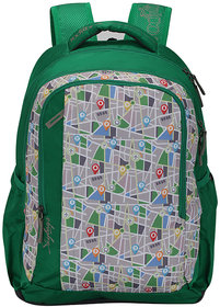 Skybags Footloose Helix 03 Green
