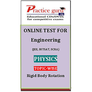 Rigid Body Rotation PGJEEP008