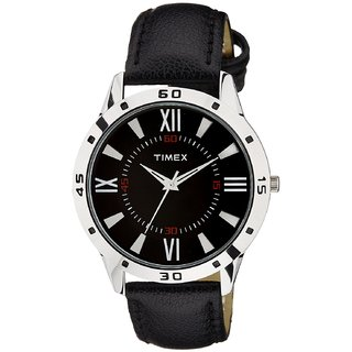 Timex Analog Black Dial Mens Watch - TW002E114