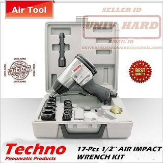 General tools Air Impact Wrench Kit