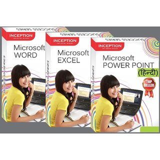 Learn Microsoft Word + Power Point + Excel - 3 FULL COURSES (HINDI)