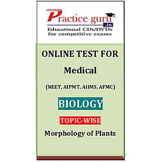 Morphology Of Plants PGNEETB012