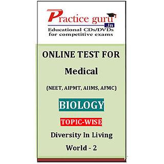 Diversity In Living World - 2 PGNEETB004