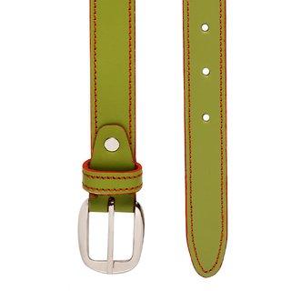 Gatasmay Pure Leather Belt Girls Stylish Belt Women Wear Accessory Color Light Pink