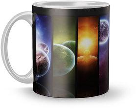 Dreamcart Fine  320ml Ceramic Printed mug Gift For girls  Gift For kids Coffee mugs for gift