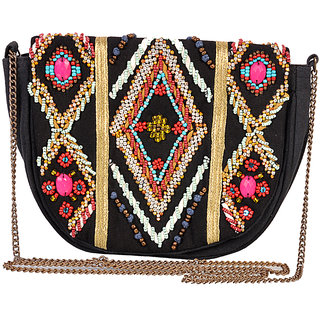 Diwaah!! Georgeous Multicolor Hand Bag for Diva