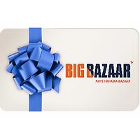 Big Bazaar Gift Voucher(Rs 5000) (Payable Only Via Jio Wallet)