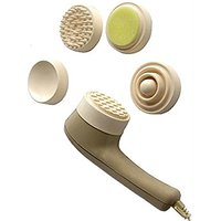 Deep Heat Massager (Face  Body) With 6 Attachments